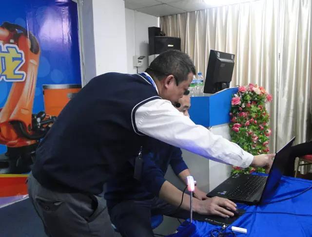 智通培训PLC沙龙06